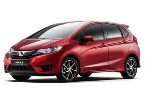 honda jazz car hire Cyprus - car for hire in Cyprus