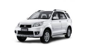 Daihatsu-Terios - hire a car in cyprus